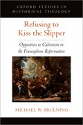 Cover for Refusing to Kiss the Slipper