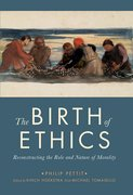 Cover for The Birth of Ethics
