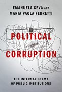 Cover for Political Corruption - 9780197567869