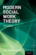 Cover for Modern Social Work Theory - 9780197568088