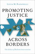 Cover for Promoting Justice Across Borders