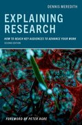 Cover for Explaining Research
