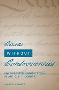 Cover for Cases Without Controversies
