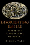 Cover for Disorienting Empire