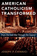 Cover for American Catholicism Transformed