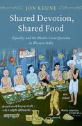 Cover for Shared Devotion, Shared Food