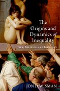 Cover for The Origins and Dynamics of Inequality