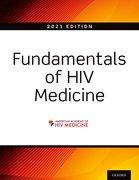 Cover for Fundamentals of HIV Medicine 2021