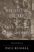 Cover for Recasting Hume and Early Modern Philosophy