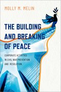 Cover for The Building and Breaking of Peace