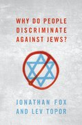 Cover for Why Do People Discriminate against Jews?
