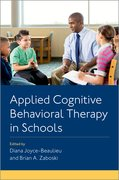 Cover for Applied Cognitive Behavioral Therapy in Schools