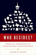Cover for Who Decides