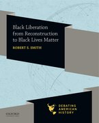 Cover for Black Liberation from Reconstruction to Black Lives Matter
