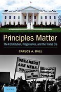 Cover for Principles Matter - 9780197584484