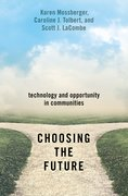 Cover for Choosing the Future