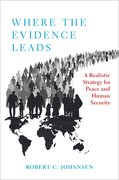 Cover for Where the Evidence Leads