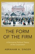 Cover for The Form of the Firm