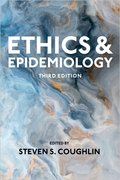 Cover for Ethics and Epidemiology