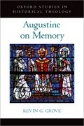 Cover for Augustine on Memory
