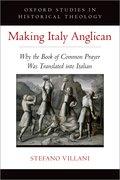 Cover for Making Italy Anglican