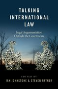 Cover for Talking International Law