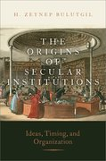 Cover for The Origins of Secular Institutions
