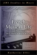 Cover for French Musical Life