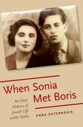 Cover for When Sonia Met Boris