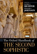 Cover for The Oxford Handbook of the Second Sophistic