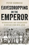 Cover for Eavesdropping on the Emperor