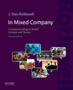 Cover for In Mixed Company 11e