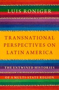 Cover for Transnational Perspectives on Latin America