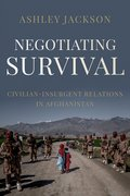 Cover for Negotiating Survival