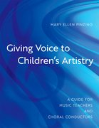 Cover for Giving Voice to Children