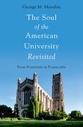Cover for The Soul of the American University Revisited - 9780197607244