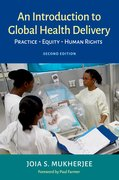 Cover for An Introduction to Global Health Delivery - 9780197607251