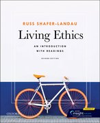 Cover for Living Ethics