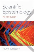 Cover for Scientific Epistemology