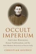 Cover for Occult Imperium