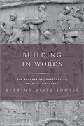 Cover for Building in Words
