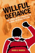 Cover for Willful Defiance