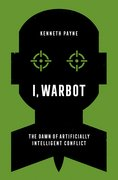 Cover for I, Warbot