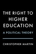 Cover for The Right to Higher Education