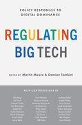 Cover for Regulating Big Tech