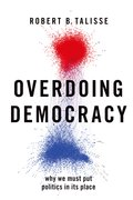 Cover for Overdoing Democracy - 9780197619100