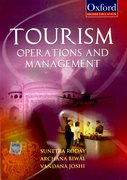 Cover for Tourism Operations and Management
