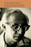 Cover for The Oxford India Srinivas