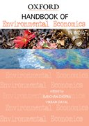 Cover for Handbook of Environmental Economics in India