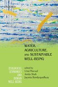 Cover for Water, Agriculture, and Sustainable Well-Being